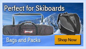Skiboard Bags and Packs