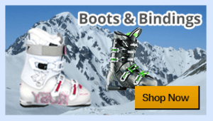 Skiboard Boots and Bindings