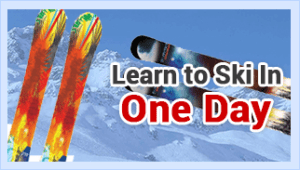 Learn to Ski in One Day!