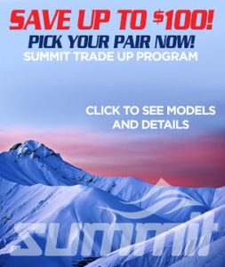 Summit Skiboards Trade Up Program