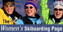 womens skiboard