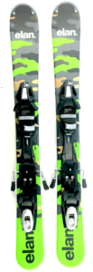 Elan Freeline 99cm Skiboards-Step-in release bindings