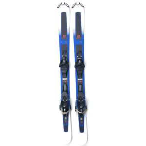 Salomon Shortmax 125cm Skiboards with Salomon Ski Bindings 2019