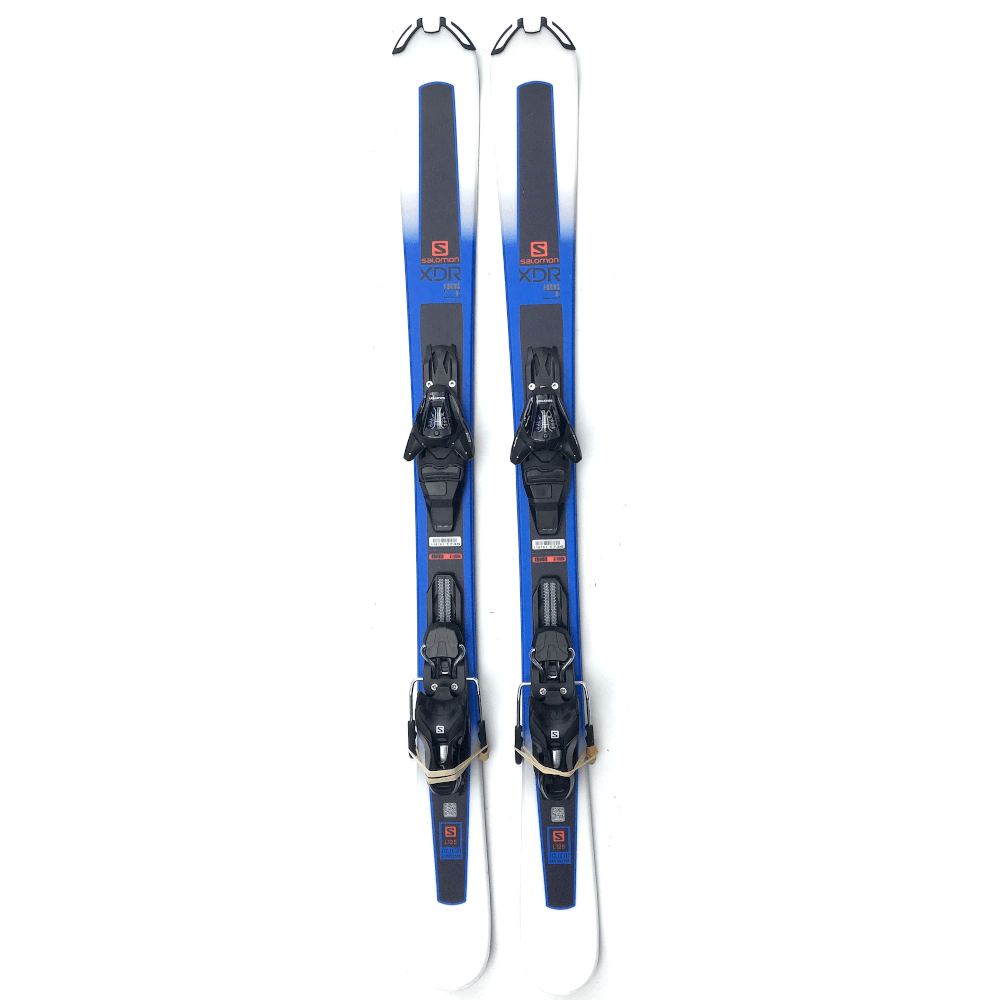 Salomon XDR 125cm Skiboards Release Bindings