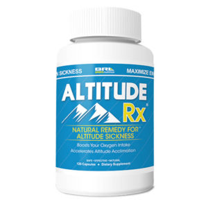Altitude RX Altitude Wellness Supplement