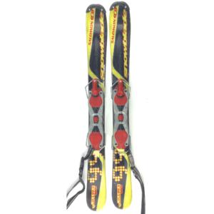 Skiboards-Salomon-snowblades99-used-yellow:black-top2
