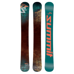 Summit Ecstatic 99cm 3D Skiboards Snowblades 2019