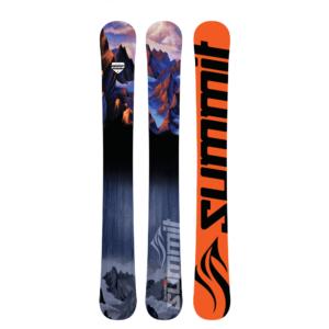 Summit GroovN 106 cm Rocker Skiboards