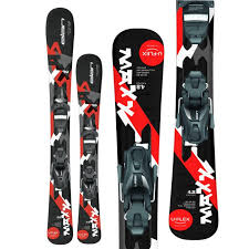 Elan Maxx QS Junior Skiboards with Bindings 70cm