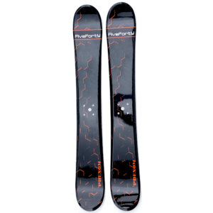 Snowjam 90cm Phenom Skiboards w. Your Own Snowboard bindings 2019