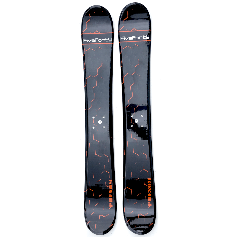 Snowjam 75cm Phenom Skiboards W. Atomic Ski Bindings 2019