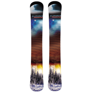 Summit Marauder 125 cm Skiboards SE Model Atomic Release Binding