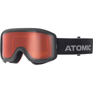 Atomic Count Junior Kid's Goggles Black Frame/Orange Lens