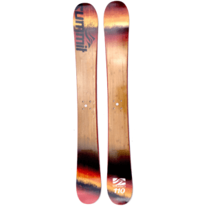Summit Bamboo 110 cm Twin Skiboards 2020