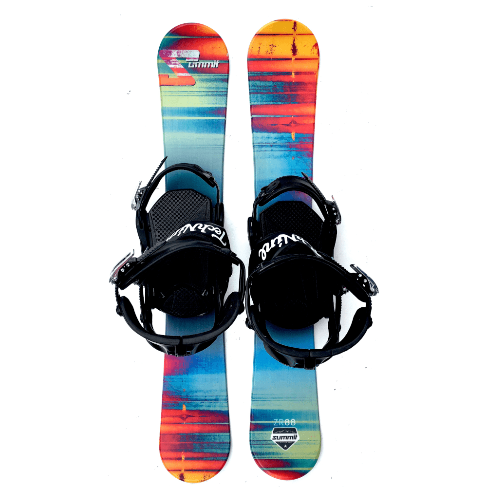 Summit ZR 88 Cm Twin Tip Skiboards 2020 Summit Skiboards