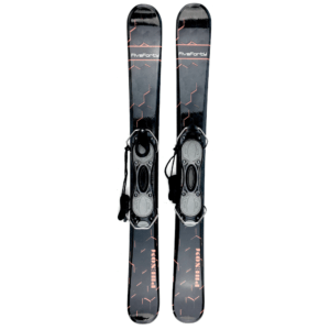Snowjam Five-Forty Phenom 99cm Snowblades with Fixed Ski Boot Bindings
