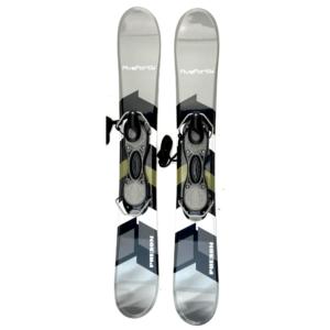 Snowjam Phenom 90cm Skiboards with fixed ski boot bindings