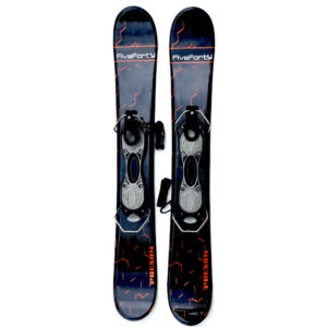Snowjam Phenom 75 Skiboards with Fixed Ski Bindings