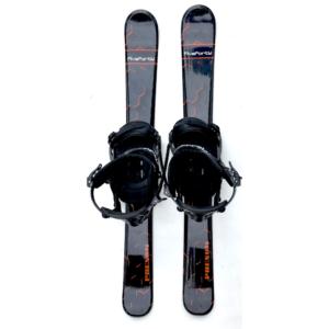 Snowjam Phenom 99cm Skiboards w. Technine Snowboard Bindings