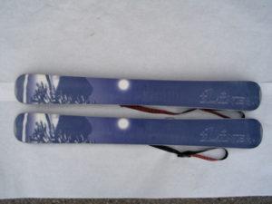 Line Blue Skiboards