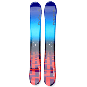 Snowjam 540 Panzer 90cm Skiboards with Atomic Bindings