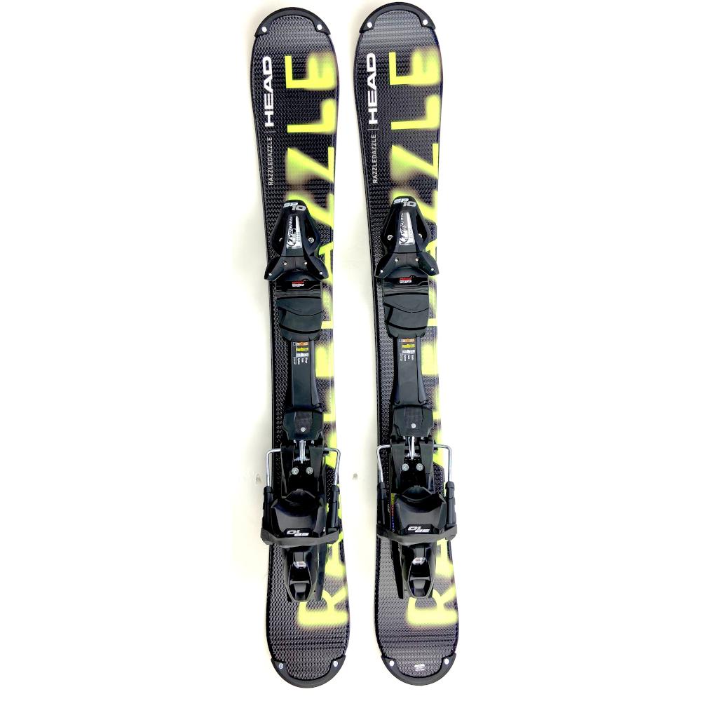 Snowblades Head Razzle Dazzle 94cm Associazione Sicurezza Nuovo