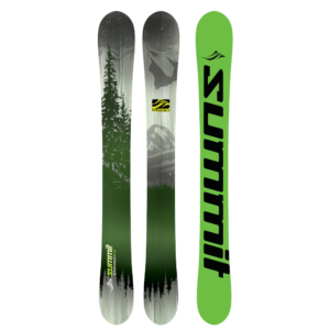 Summit Invertigo 118cm Skiboards 21