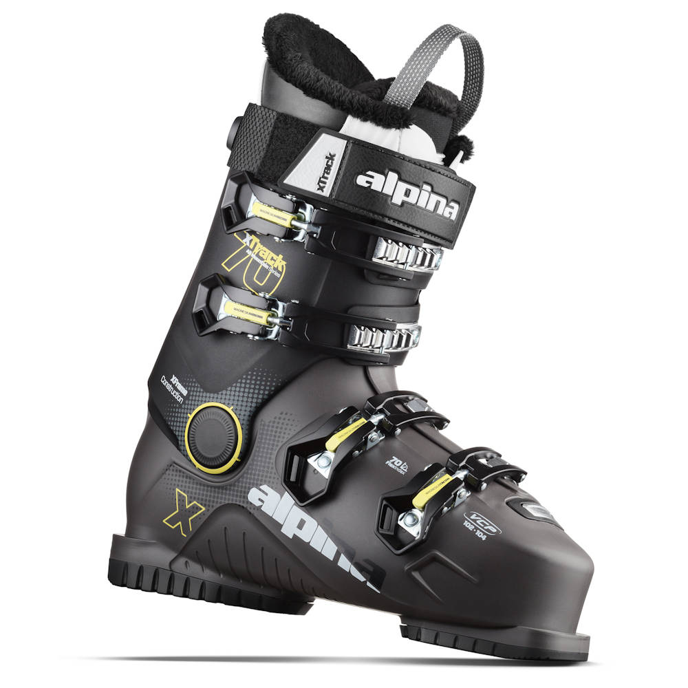 Alpina XTrack Skiboard Boots AnthraciteBlack Alpina Ski Boots - Alpina boot