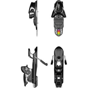 Salomon Z12 Performance Adjustable Ski Release Bindings