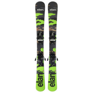 Elan Freeline 99cm skiboards step-in release bindings outlet