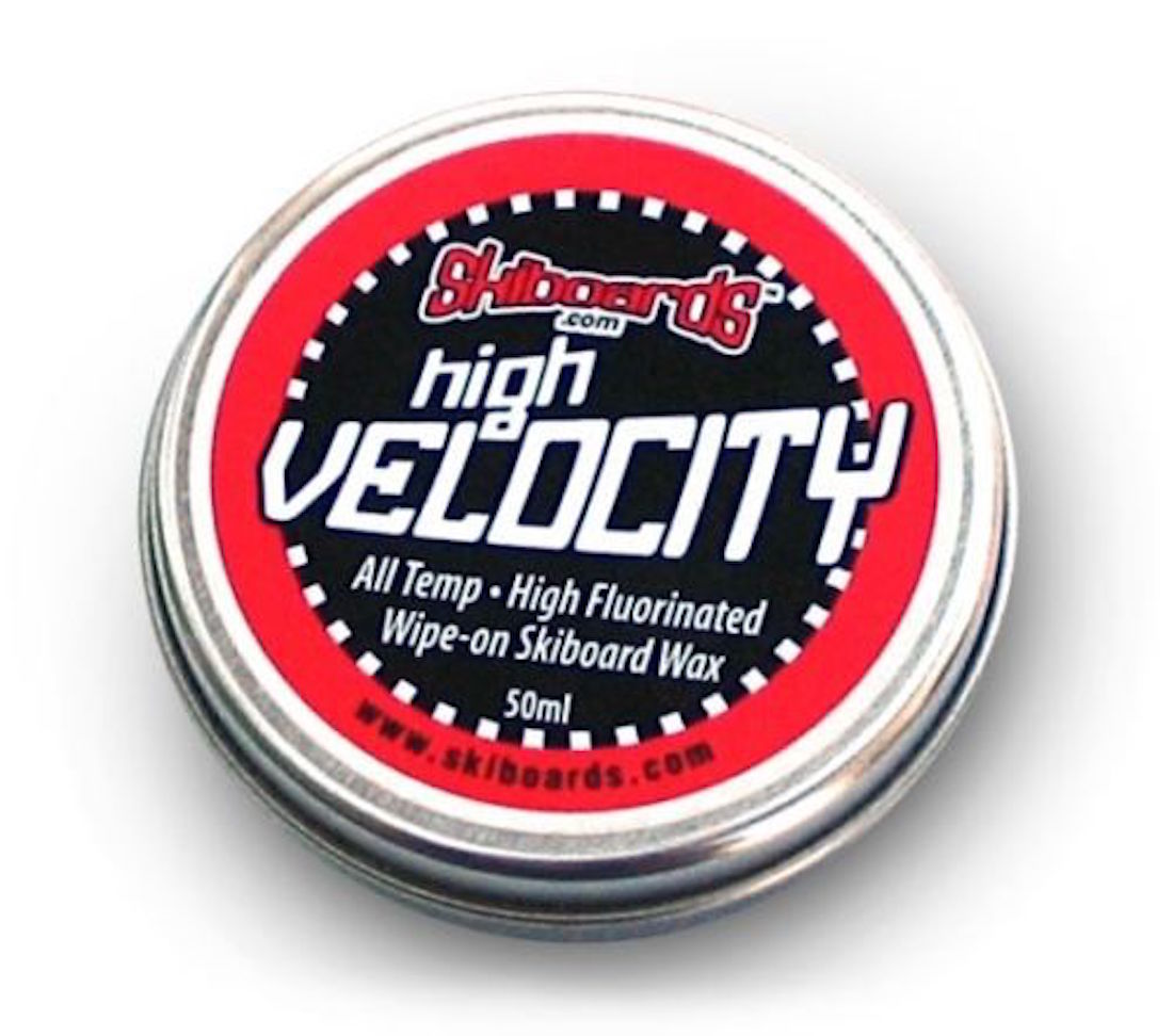 Skiboards.com High Velocity Wipe-on Wax