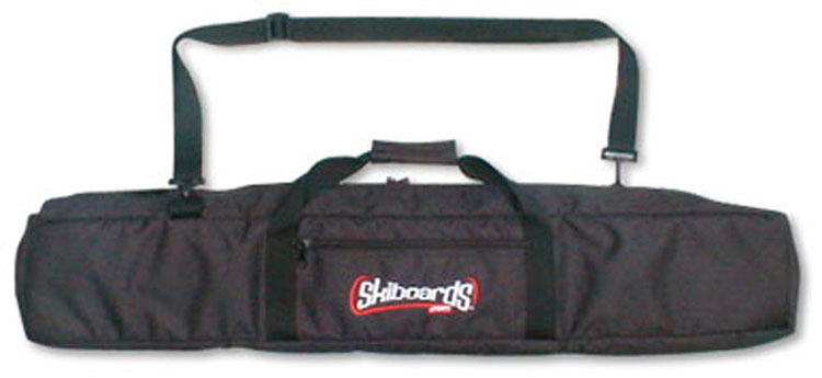 Skiboards.com 125cm Padded Skiboard Bag Black