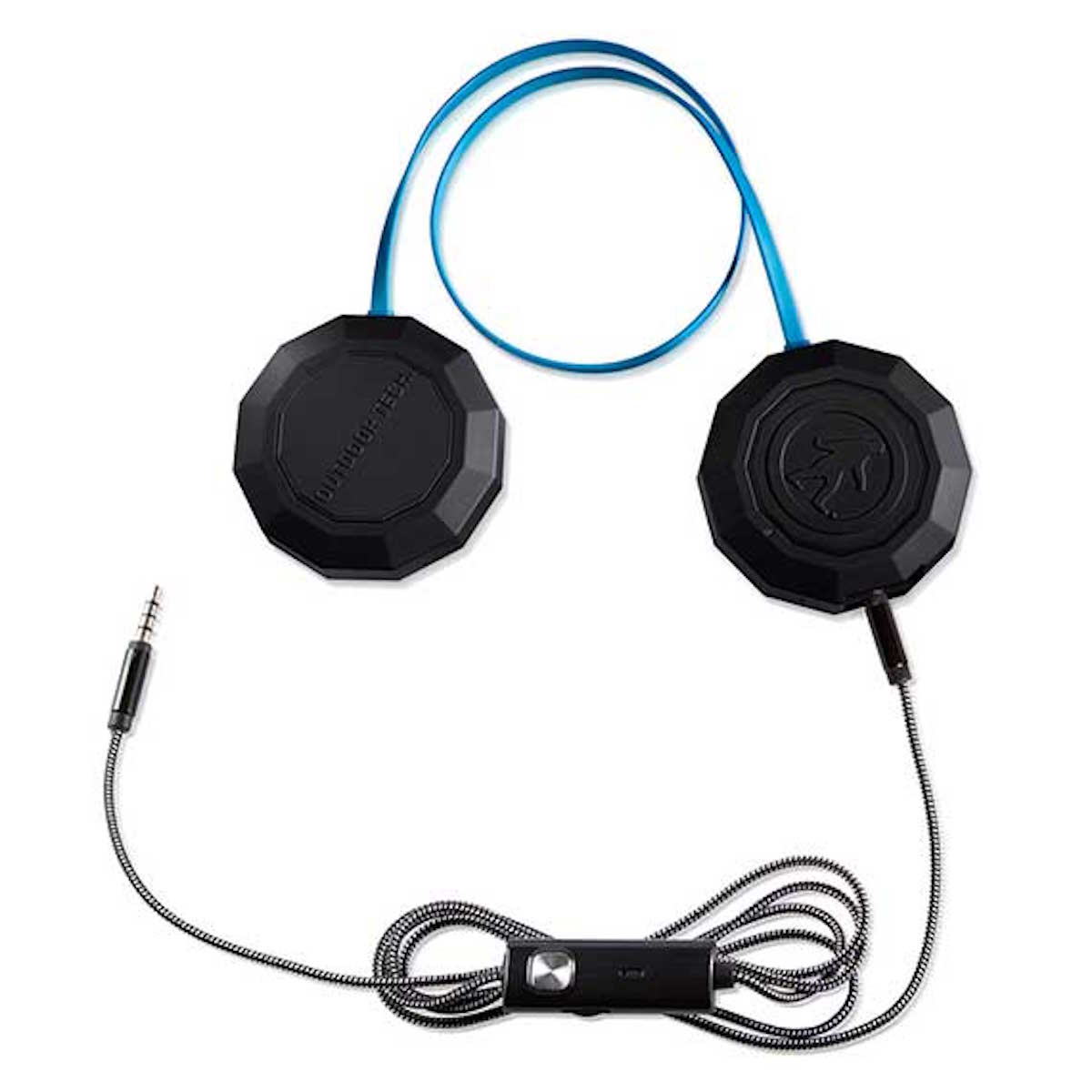 Outdoor Tech Wired Audio Kit for Snow Helmets