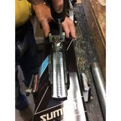 Mounting Skiboard Bindings