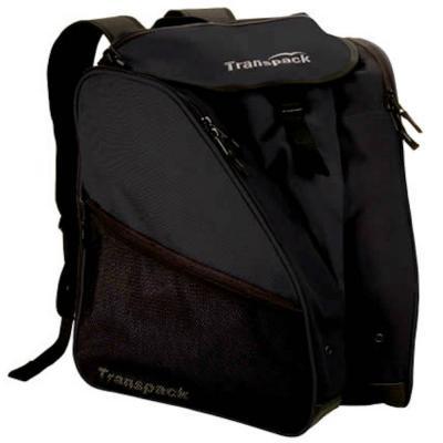 Transpack XT1 Boot Backpack Black