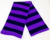purple ski scarf by five forty