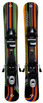 Snowjam 99cm Phenom Skiboards Tyrolia Release Bindings