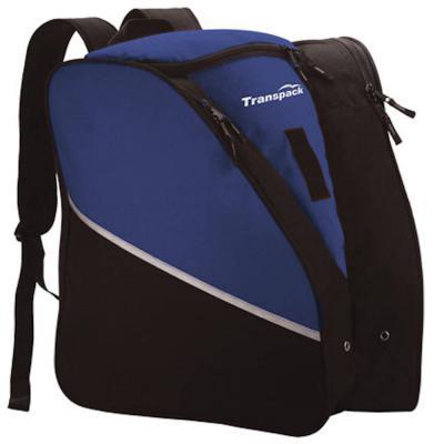 Transpack Alpine Boot Backpack Black/Blue