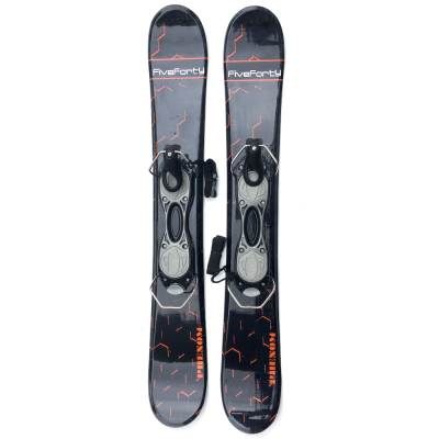 Snowjam 75cm Phenom Skiboards w. Non-release ski boot bindings 2019