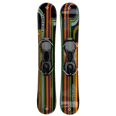 Snowjam 90cm Phenom Skiboards w. bindings