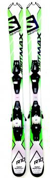 Salomon Shortmax 120cm Skiboards Release Bindings
