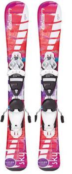 Elan Sky QT Girl's Skiboards 90cm with bindings