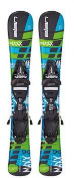 Elan Maxx QT Junior Skiboards with Bindings