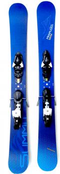 Summit Marauder 125 cm Skiboards Blue SL10 Release Bindings