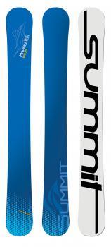 Summit Marauder 125 cm Skiboards Maroon