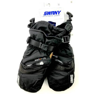 Swany Triplex X-Change Mitten Black