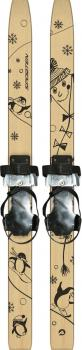 Sporten First Step Cross Country Skis for Kids 80cm w. Bindings