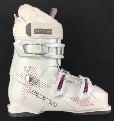 Alpina Ruby 60 Women's Skiboard Boots sideblack