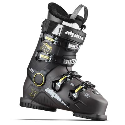Alpina XTrack 70 Skiboard Boots Anthracite/Black