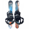 Summit Easy Rider 79 cm Skiboards with Technine snowboard Bindings